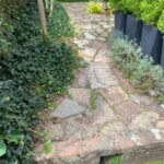 Cobble Stone Paths Patio Horley