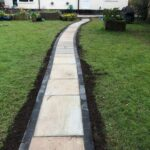 Curved Patio Horley